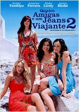 Quatro Amigas e um Jeans Viajante 2
