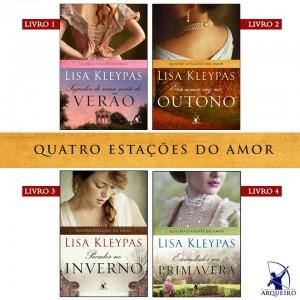 Quatro estações do amor_Lisa Kleypas