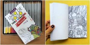 Livros de colorir_L&PM Pocket