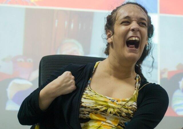 Aldenísia Santos / Foto: Davi Pinheiro