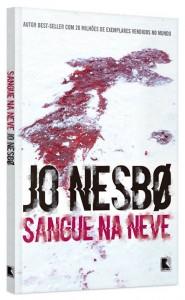 jo nesbo - livro sangue na neve - minha vida literaria