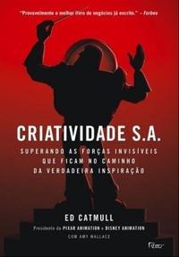 livro criatividade s.a. - minha vida literaria