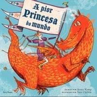 a pior princesa do mundo - minha vida literaria