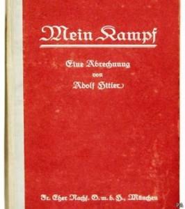 mein kanpf - minha vida literaria