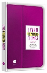 livro de marcar filmes - minha vida literaria