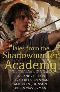 tales from the shadowhunter academy - minha vida literaria