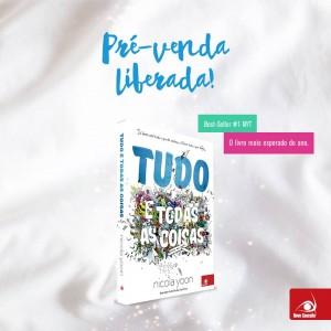 TUDO E TODAS AS COISAS - MINHA VIDA LITERARIA