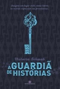 a guardia de historias - minha vida literaria