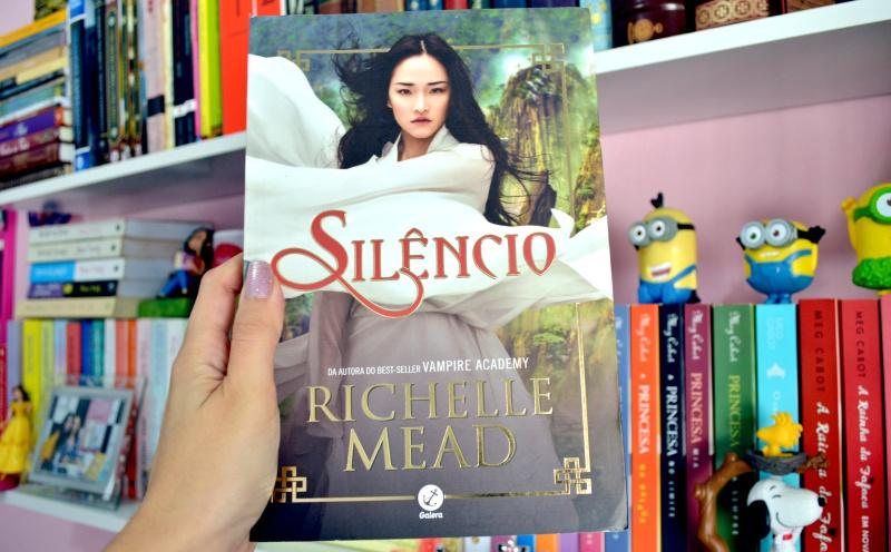 silencio-richelle-mead-minha-vida-literaria2