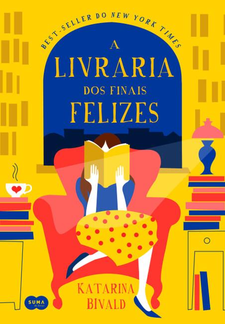 [Resenha] A Livraria dos Finais Felizes – Katarina Bivald