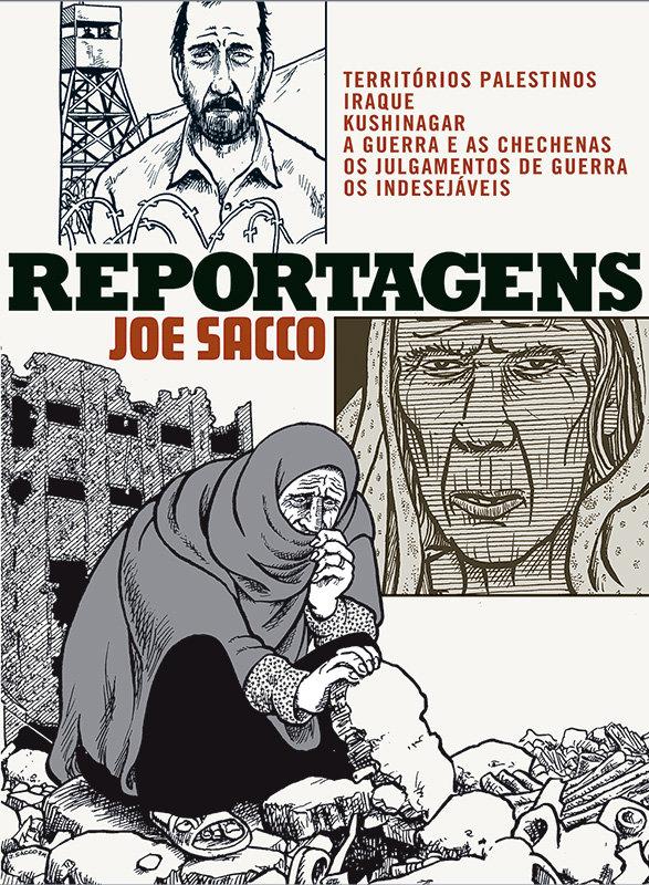 [Resenha] Reportagens – Joe Sacco