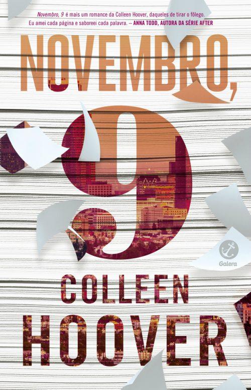 Novembro, 9 – Colleen Hoover