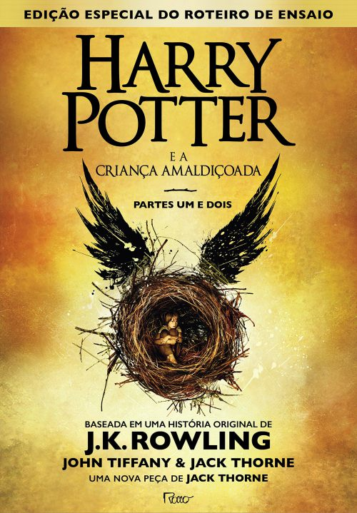 Harry Potter e a Criança Amaldiçoada – J.K. Rowling