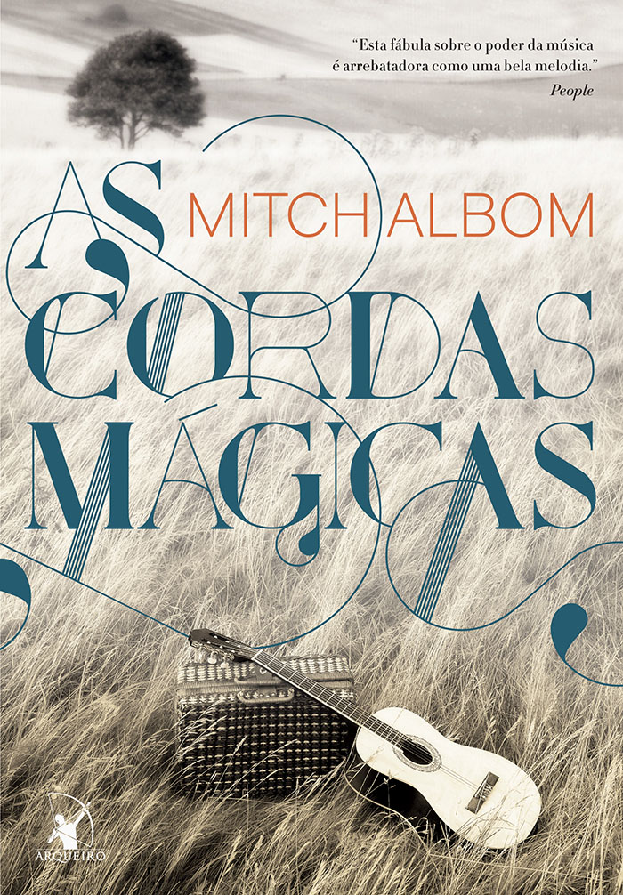 As Cordas Mágicas – Mitch Albom