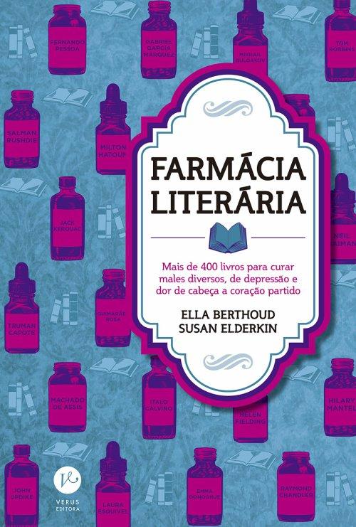 Farmácia Literária – Ella Berthoud & Susan Elderkin