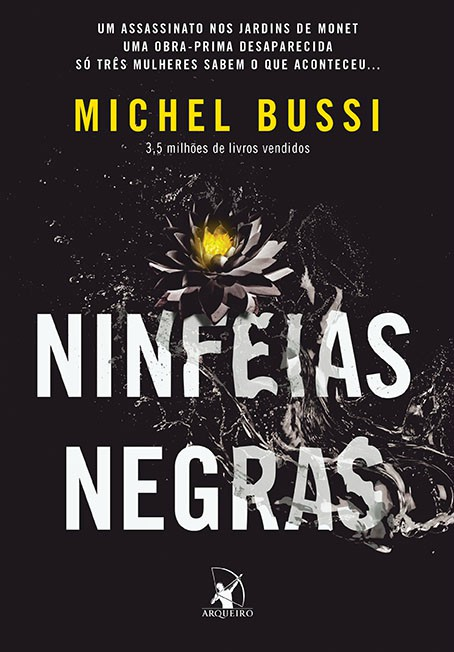 Ninfeias Negras – Michel Bussi
