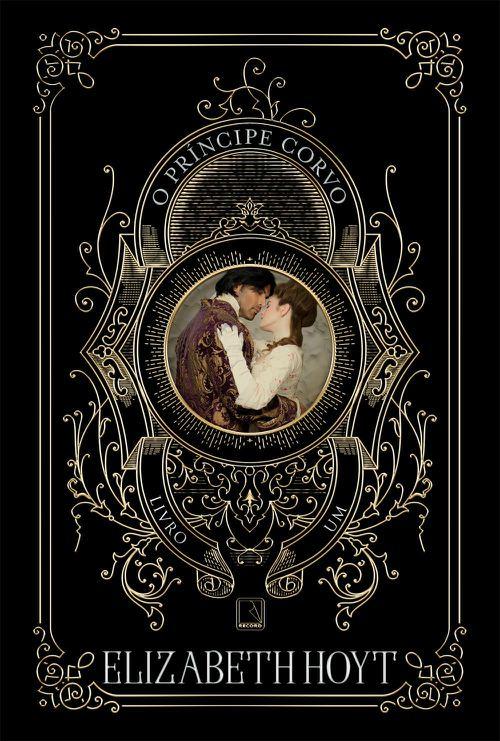 O Príncipe Corvo – Elizabeth Hoyt