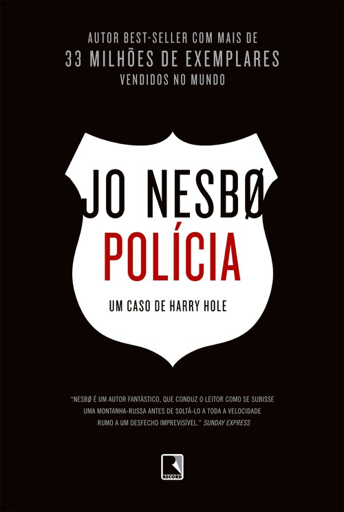 Polícia (Harry Hole #10) – Jo Nesbo