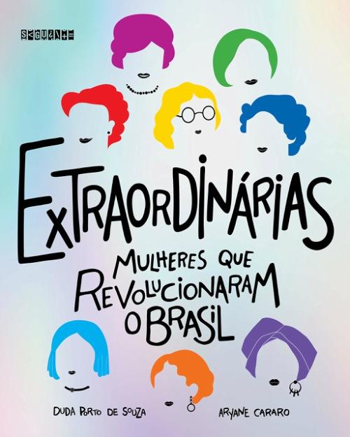 Extraordinárias – Duda Porto de Souza e Aryane Cararo